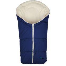 ALTABEBE Śpiworek zimowy do fotelika kolor marine/whitewash