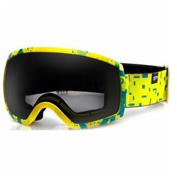 Gogle narciarskie SPOKEY Radium Żółty