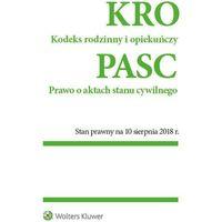 Książki prawnicze i akty prawne, Kodeks rodzinny i opiekuńczy Prawo o aktach stanu cywilnego - Praca zbiorowa (opr. miękka)