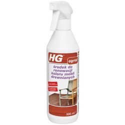 HG środek do renowacji koloru mebli drewnianych 500 ml