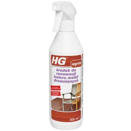 Odświeżacze powietrza do samochodu, HG środek do renowacji koloru mebli drewnianych