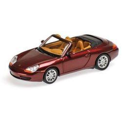 Porsche 911 (996) Cabriolet 1998 (red) - DARMOWA DOSTAWA OD 199 ZŁ!!!