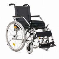 Wózki inwalidzkie, Wózek inwalidzki wykonany ze stopów lekkich - TITANUM