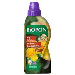 BIOPON ŻEL nawóz mineralny do roślin balkonowych 500 ml
