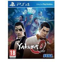 Gry PS4, Yakuza Zero The Oath's Place (PS4)