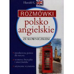 Rozmówki polsko-angielskie ze słowniczkiem - Wysyłka od 3,99 - porównuj ceny z wysyłką (opr. broszurowa)