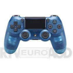 Sony DualShock 4 v2 (blue crystal) - produkt w magazynie - szybka wysyłka!
