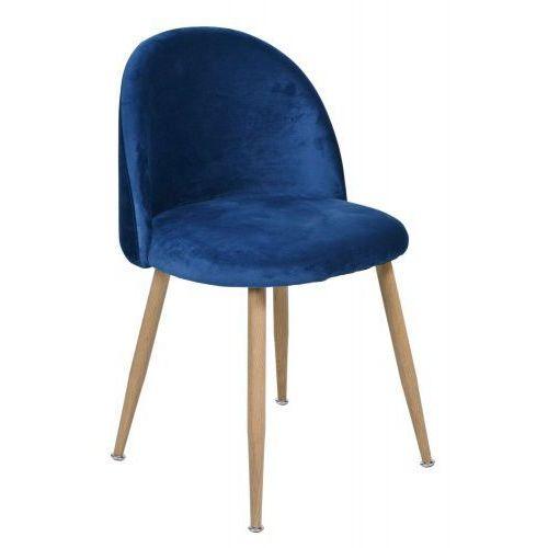 Krzesła, KRZESŁO MOON GRANATOWE