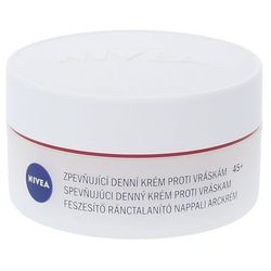 Nivea Anti Wrinkle Firming krem do twarzy na dzień 50 ml dla kobiet