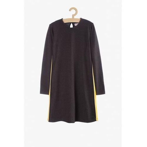 Sukienki dziecięce, Sukienka czarna 4K3801 Oferta ważna tylko do 2031-09-24