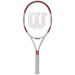 Rakieta tenis ziemny Wilson Six.One 95L 18x20 2013
