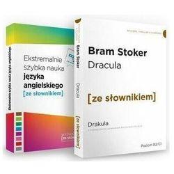 Dracula / Ekstremalnie szybka nauka języka angielskiego. Pakiet - książka