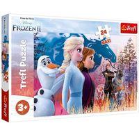 Puzzle, Puzzle 24 maxi Magiczna wyprawa TREFL