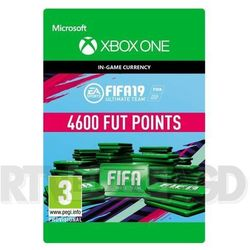 FIFA 19 4600 Punktów [kod aktywacyjny]