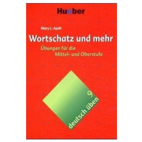 Książki do nauki języka, Wortschatz und mehr (opr. miękka)