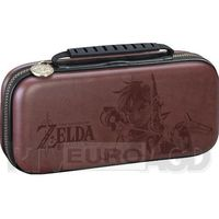 Akcesoria do Nintendo Switch, Etui BIG BEN Zelda Brązowy