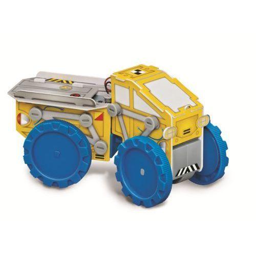 Traktory dla dzieci, Traktor na baterie do złożenia 4M