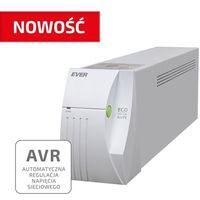 Zasilacze UPS, UPS Ever ECO PRO 1200 AVR CDS TOWER (W/EAVRTO-001K20/00) Darmowy odbiór w 21 miastach!