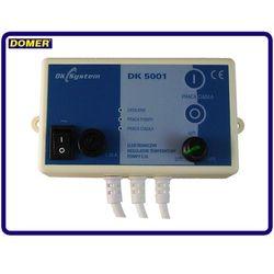 Regulator temperatury, sterownik do kotła DK-5001 - pompa