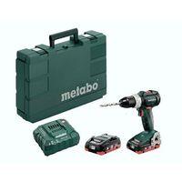 Wiertarko-wkrętarki, Metabo BS 18 LT BL