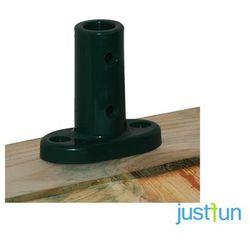 Podstawa mocująca linę zbrojoną 16 mm ECO do podłoża