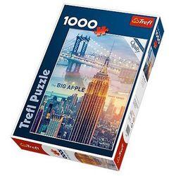 Puzzle New York při svítání 1000 dílků v krabici 27x40x6cm