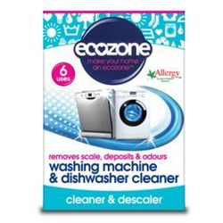 Ecozone Środek do czyszczenia pralek i zmywarek (ECZ02365) Darmowy odbiór w 22 miastach!