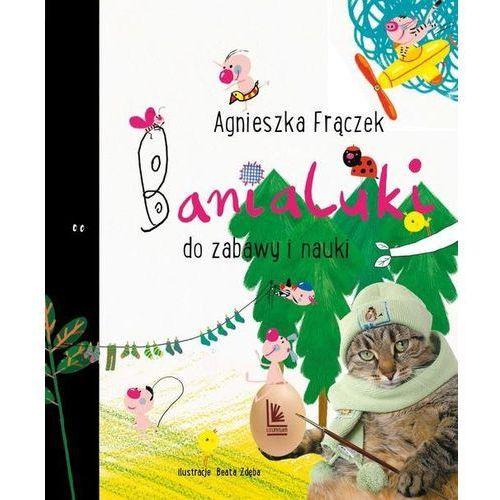 Książki dla dzieci, Banialuki do zabawy i nauki (opr. twarda)