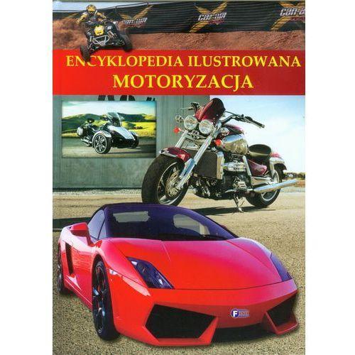Biblioteka motoryzacji, Encyklopedia ilustrowana Motoryzacja (opr. twarda)
