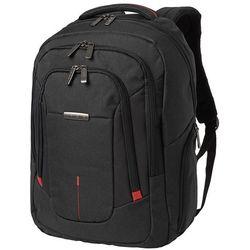 "Travelite @Work plecak na laptopa 15"" / 3kom. / czarny - czarny"