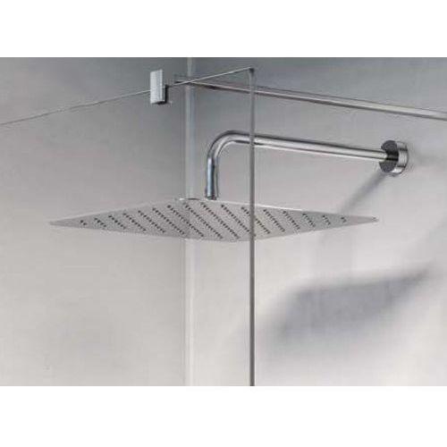 """Ideal Standard IdealRain LUXE Deszczownia kwadratowa 200mm, grubość 4mm, przyłącze 1/2"""" inox B0387MY"""