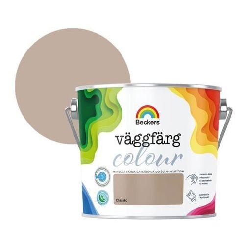 Farby, Farba lateksowa Beckers Vaggfarg Colour classic 2,5 l