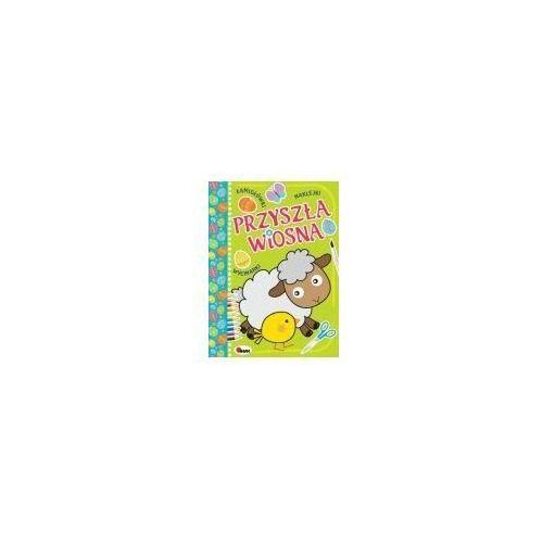 Książki dla dzieci, Przyszła wiosna (opr. miękka)