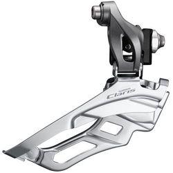 Przerzutka przednia SHIMANO Claris FD-R2030 srebrny / Ilość biegów: 3 / Mocowanie: na obejmę