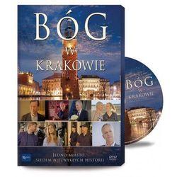 Bóg w Krakowie - 35% rabatu na drugą książkę!