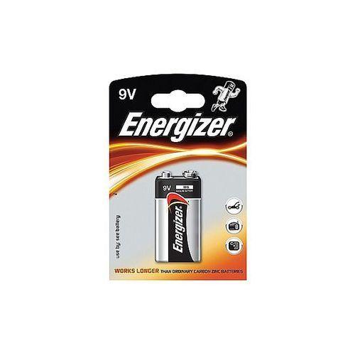 Baterie, Bateria alkaliczna 9V Energizer 6LR61
