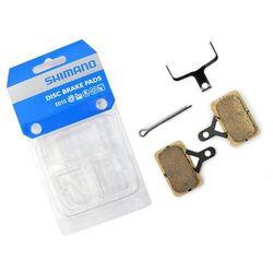 Okładziny hamulca tarczowego E01S metaliczne Y8FL98010