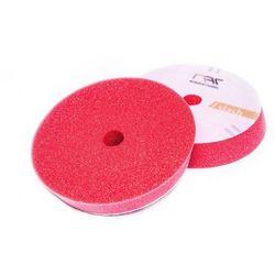 NAT Slash DA Czerwona średnio miękka gąbka polerska 133/148mm