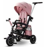 Rowerki trójkołowe, KinderKraft rowerek trójkołowy Easytwist, różowy