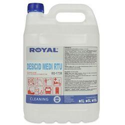 Desicid MEDI RTU 5 L - Płyn odkażający do rąk, podłóg i powierzchni Gotowy do użycia płyn do odkażania rąk, Płyn do dezynfekcji powierzchni, płyn do dezynfekcji podłóg