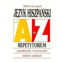 Książki do nauki języka, Repetytorium Od A do Z - J.Hiszpański w.2017 KRAM (opr. broszurowa)
