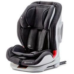 KinderKraft fotelik samochodowy ONETO3 ISOFIX Black
