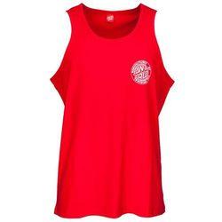 podkoszulka SANTA CRUZ - Fisheye MFG Dot Vest Deep Red (DEEP RED) rozmiar: M