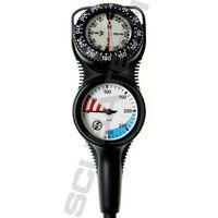 Pozostałe nurkowanie, Scubatech S-Tech Combo IIK (mano+kompas)