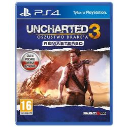 Uncharted 3 Oszustwo Drake'a (PS4)