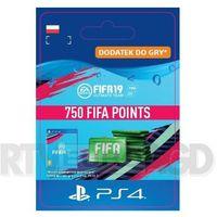 Kody i karty przedpłacone, FIFA 19 750 Punktów [kod aktywacyjny]
