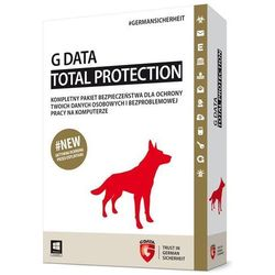 Total Protection G Data 2015 KONT 3PC 1ROK BOX