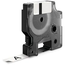 Dymo taśma do drukarek etykiet 1734523, czarny druk/biały podkład, 5.5m, 24mm