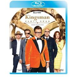 Kingsman: Złoty krąg (BD)