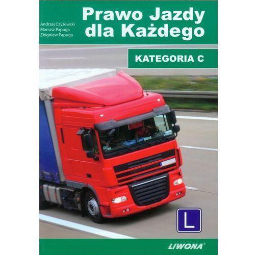Biblioteka motoryzacji, Prawo jazdy dla każdego. Kategoria C (opr. miękka)